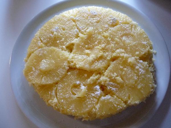 Dolcissimo - Torta Rovesciata All'Ananas Con Pentole Amc