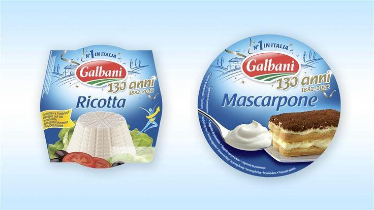 Galbani130 Ricotta Mascar