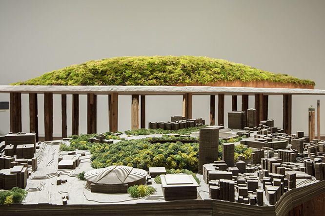 建築家・田根剛の思考を、初台と乃木坂で体験しよう。 | カーサ ...