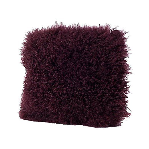 29 Best Genuine Mongolian Lamb Fur Pillows By Occasion