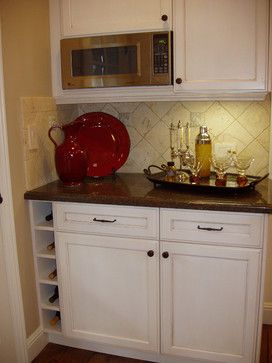 Under Cabinet Microwave Design Ideas, Pictures, Remodel, and Decor - page 2