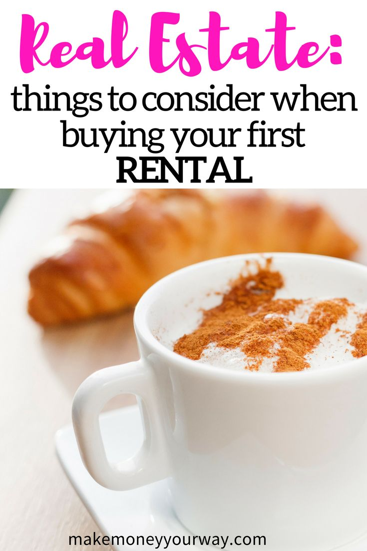 Real estate: things to consider when buying your first rental. Buying a property is one of life's most stressful events. Most people will hire a company