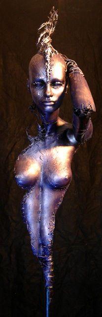 Surreal Art Using Mannequin Parts 2