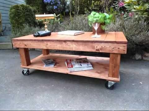 Reutilizaci n de palets de madera 1 videos pinterest for Listones de madera para palets
