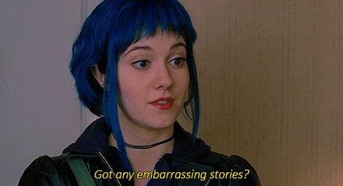 "Mary Elizabeth Winsead -- ""Got any embarrassing stories?"""