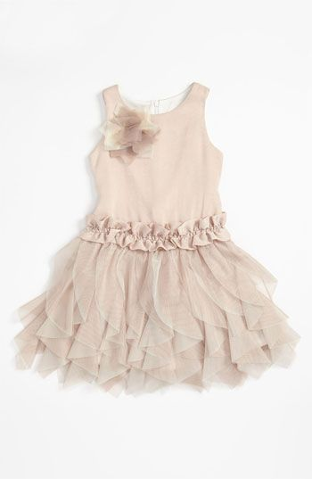 I WANT THIS FOR MY GIRLS!!! Isobella & Chloe 'Pixie' Dress (Little Girls & Big Girls) available at #Nordstrom