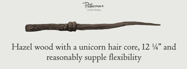 You can also take a test to ~let your wand choose you~. | You Need To Take The New Pottermore Sorting Quiz Immediately
