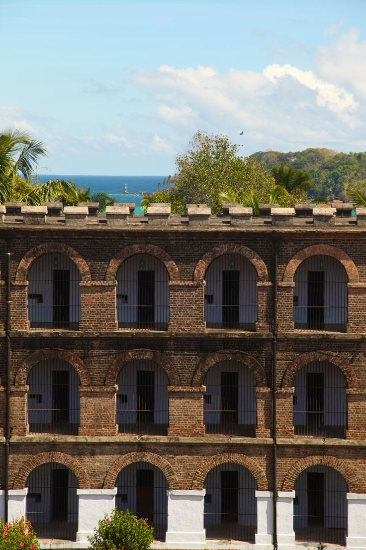 Cellular Jail, India | #Information #Informative #Photography