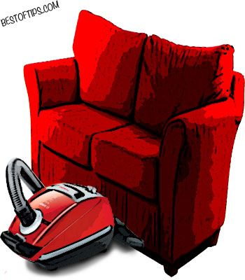 Deep Clean Your Couch naturally