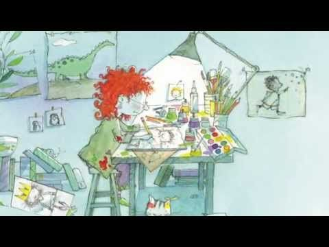 Any Questions? by Marie-Louise Gay - YouTube