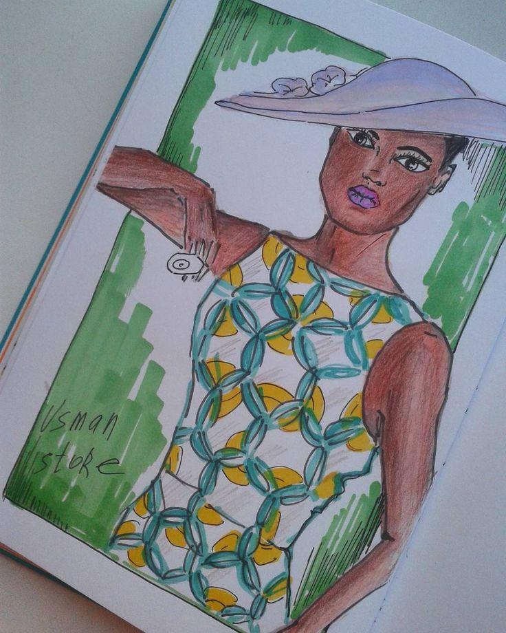 «For#Usmanstore#@kn19062001 #my#sketch#fashion»