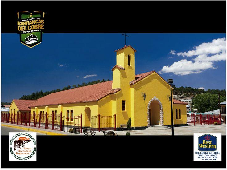 INFORMACIÓN BARRANCAS DEL COBRE te dice haz el recorrido de las barrancas y haz un tour que puede incluir el famoso pueblo de Creel. Antiguamente la economía de Rochivo –nombre tarahumara del poblado original- dependió de los aserraderos, en la actualidad el turismo y el comercio son las actividades mas significativas de esta ciudad, con casas de tejados en dos aguas y rodeada por un bosque de pinos y encinos. www.chihuahua.gob.mx/turismoweb