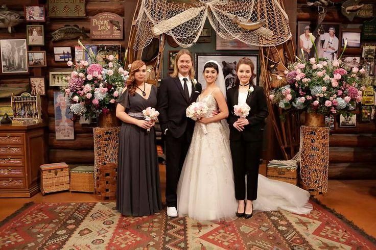 Molly flinn wedding