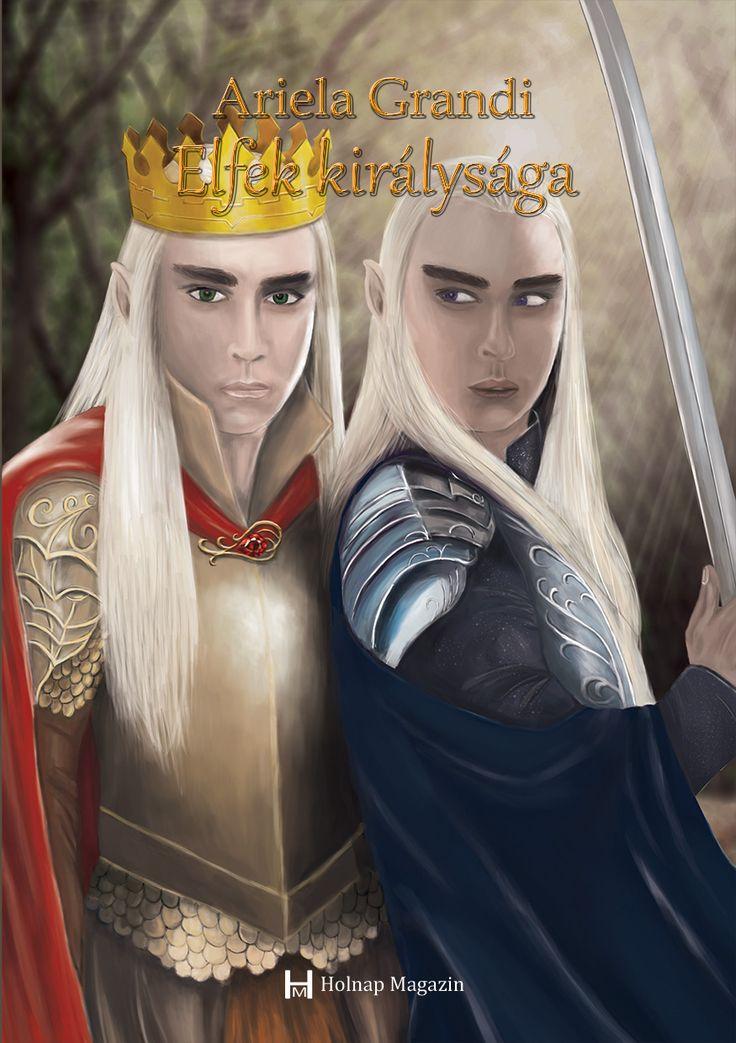 KÖZKÍVÁNATRA HOLNAP FEL TESZEK EGY RÉSZLETET AZ ELFEK KIRÁLYSÁGÁBÓL: Elmesélem e két elf fiú történetét. Az egyikből király, a másikból mágus lett. Az ikrek találkozása hihetetlen kalandot vált ki.....