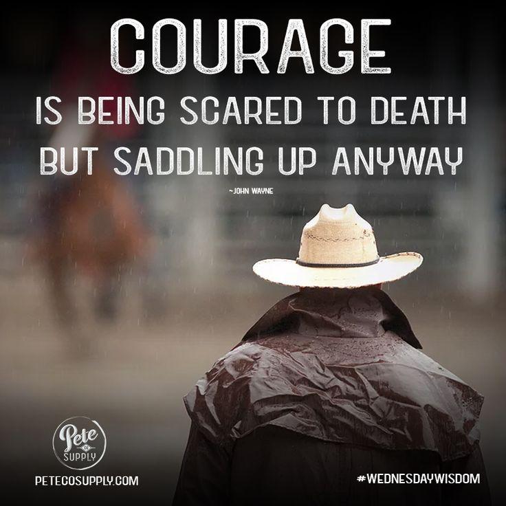 #wednesdaywisdom  #johnwaynequotes #johnwayne #cowboy #rodeo