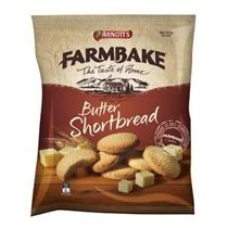 Farmbake Cookies Butter Shortbread – Arnott's 350 g | Shop Australia