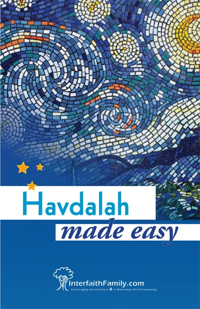 Havdalah made easy!! Check it out!