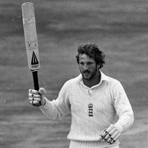 Ian Botham, one of the finest all-rounders ever.