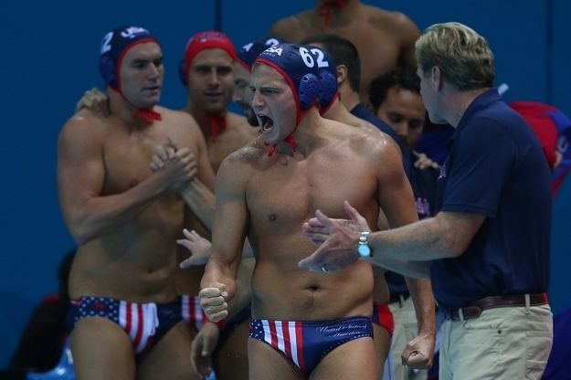 33 Things To Love About Men's Water Polo