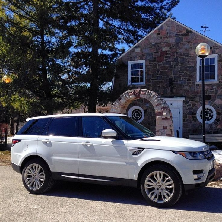 2014 Range Rover HSE & Supercharged Test Drives #LandRover #RangeRover #HSE #Supercharged #Review #Automotive #Cars #Motorsports #Luxury #Style #Class #Driving #AllWheelDrive #Beauty of a SUV #EstatesOfSunnybrook