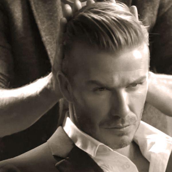 Terrific 17 Best Images About David Beckham On Pinterest David And Short Hairstyles Gunalazisus
