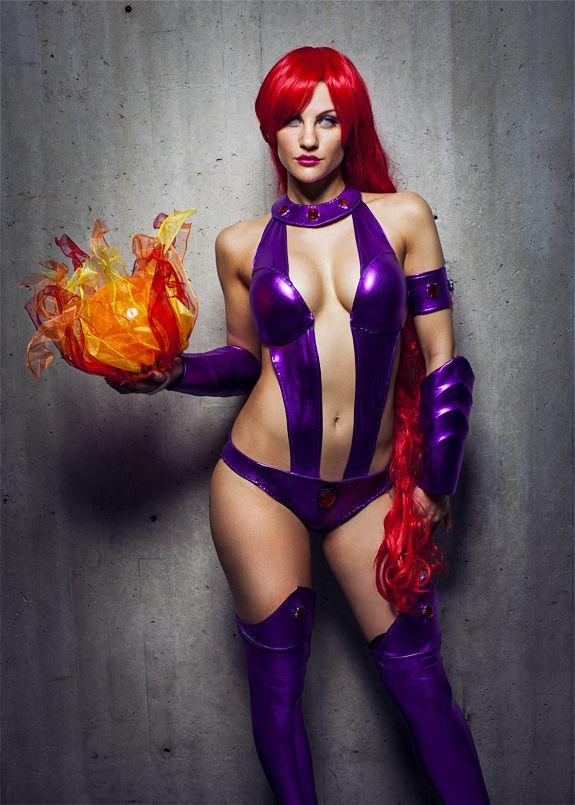 Suggest you Dc comics starfire sexy idea useful