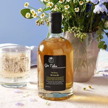 hot cross bun gin by gin tales | notonthehighstreet.com