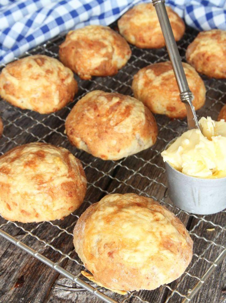 Snabba ostfrallor – ljuvligt goda! Klicka här för recept!