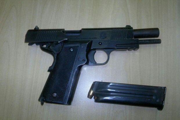 Delegado do Amazonas tem arma apreendida em Boa Vista (RR) - http://www.emtempo.com.br/delegado-do-amazonas-tem-arma-apreendida-em-boa-vista-rr/  #Apreensão, #Arma, #BoaVista, #Delegado
