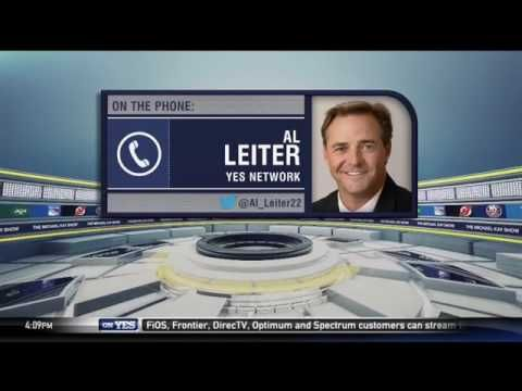Al Leiter previews the 2017 Yankees