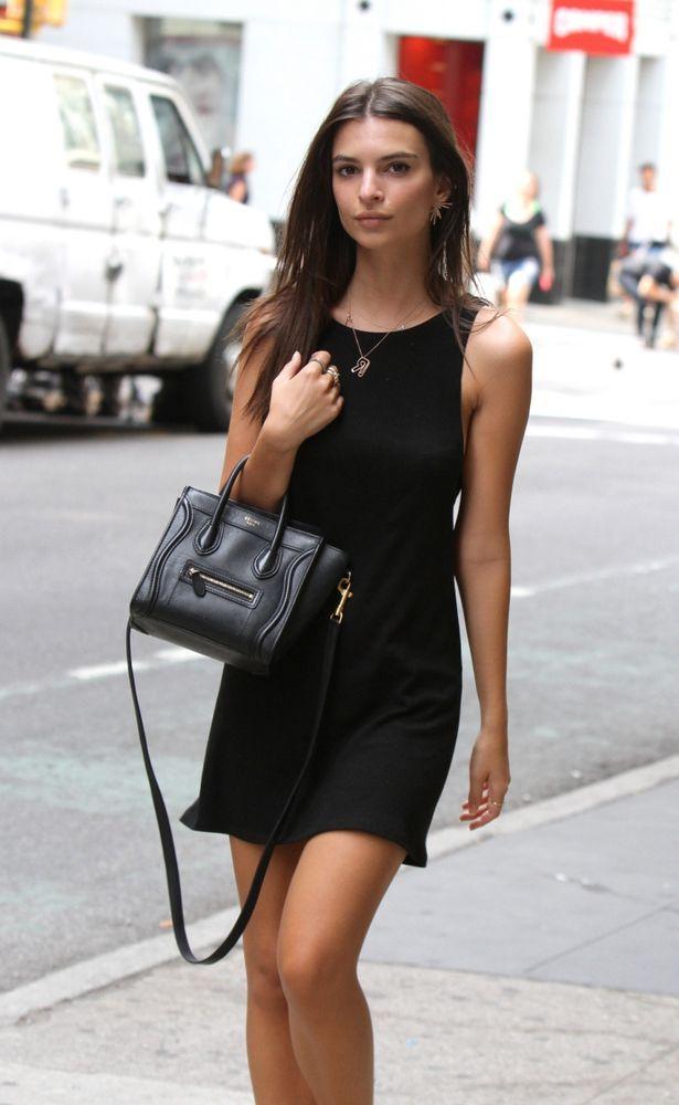 Emily Ratajkowski out in Downtown, Manhattan