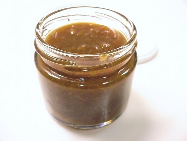 紅茶やミルクに合う「黒糖しょうがジャム」の作り方   nanapi [ナナピ]