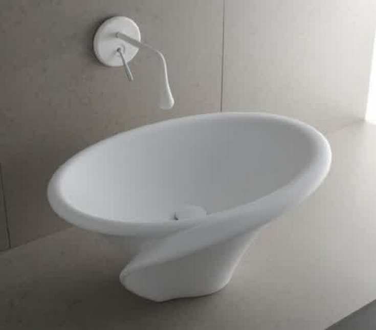Appliances: Elegant And Aesthetic Kalla Washbasin - http://homeypic.com/elegant-and-aesthetic-kalla-washbasin-2/