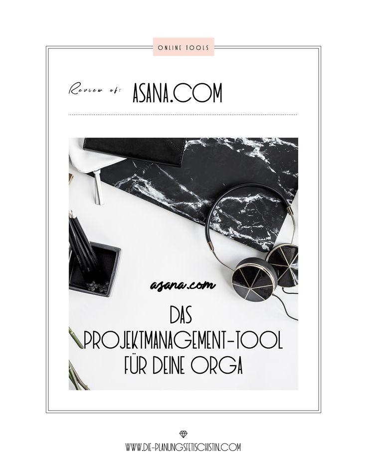 asana.com Das ultimative Projektmanagement Tool für deine Organisation, dein Business!