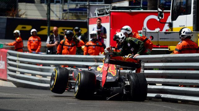 Max Verstappen says he will analyse and learn from his crash-strewn performance in Monaco, but insists there is no need to dwell too heavily on the weekend as a whole.