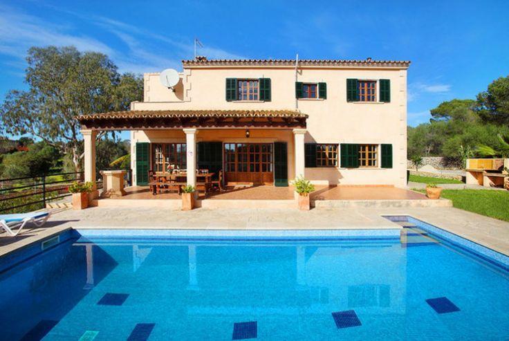 Villa Comellar, Cala D Or, Mallorca