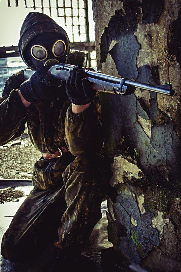 At gunpoint by Evgeniy Mihaylovich on 500px
