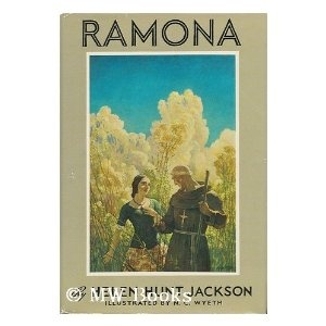 """Ramona"" by Helen Hunt Jackson.  Betsy writes to Carney that she made a wish to sell a story at Ramona's Wishing Well and her wish came true!"