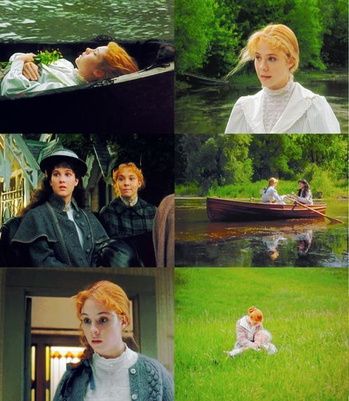 anne of green gables by montgomery annes identity (check out a book called looking for anne of green gables: the story of lm montgomery and her literary classic for more on this) and one little redhead emerged on the scene to break this formula into smithereens anne's the very opposite of a serviceable child she daydreams, she messes up the housework, and she.