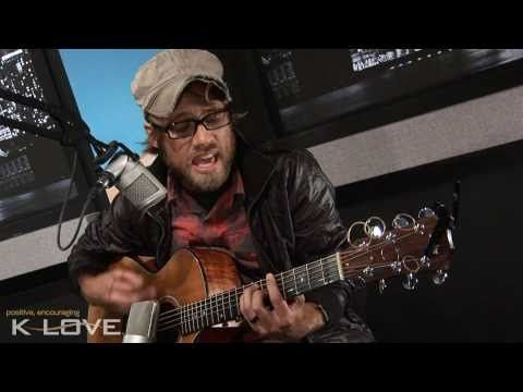 """Josh Wilson performs """"Do You Hear What I Hear"""" in the studio! We love his personal spin on it! Check it out:"""