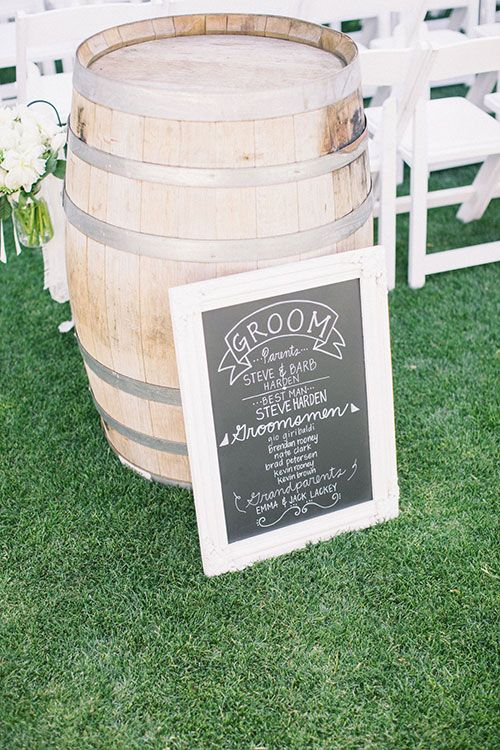 A Winery Wedding in Livermore, California Winery wedding