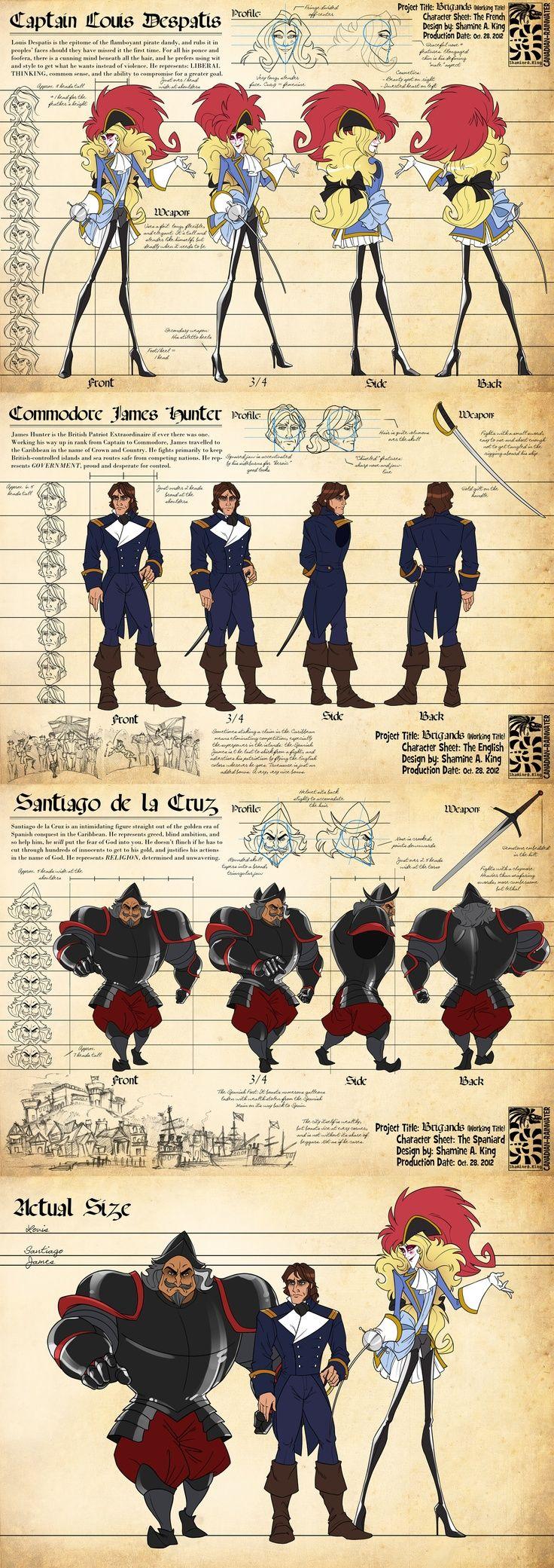 Karakter Kıyafetleri - Ortaçağ ve Rönesans / Character Outfit - Medieval &…