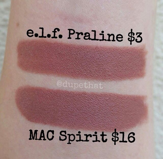 Dupe for Mac's spirit