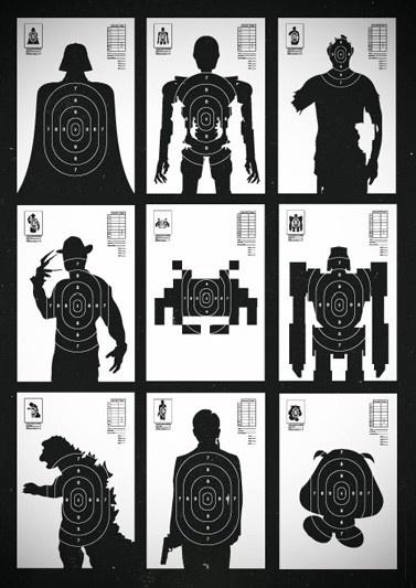 cool  target designs