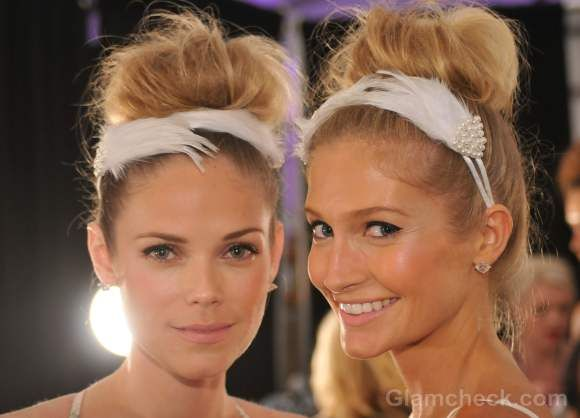 Tips to wear Feather Headbands