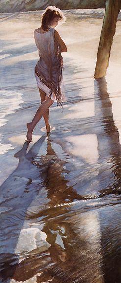 Steve Hanks - Paradise Cove - I own - signed