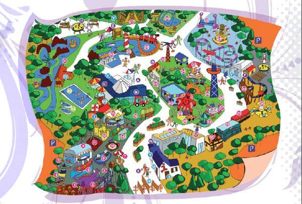 Parque de atracciones de zaragoza parques de atracciones for Hoteles para ninos en zaragoza