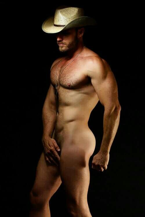 Hairy Male Nudes 18