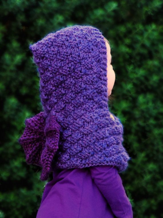 Knitting Pattern For Toddler Cowl : 17 Best images about Hoodie on Pinterest Crochet hooded ...