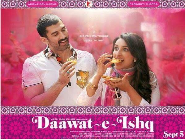 Filmes Indianos Legendados                 : Daawat-e-Ishq (2014)